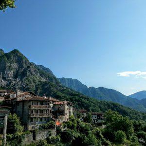 Poffabro, één van de mooiste dorpjes van Italië.